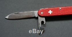 Schweizer Taschenmesser VICTORINOX PIONEER (ELINOX), old cross, swiss army knife