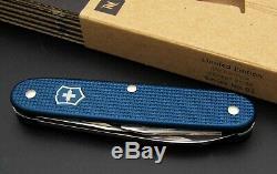 Schweizer Taschenmesser, VICTORINOX PIONEER, Nespresso DHARKAN, swiss army knife