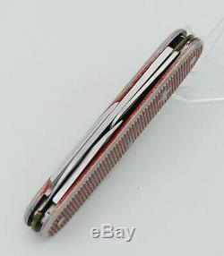 Schweizer Taschenmesser VICTORINOX, PIONEER Rancher OC, ALOX / SWISS ARMY KNIFE