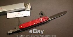 Schweizer Taschenmesser, VICTORINOX PIONEER (o. Gravur), ALOX, swiss army knife
