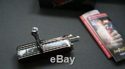Schweizer Taschenmesser VICTORINOX SWISSFLAME (Lighter) swiss army knife selten