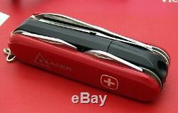 Schweizer Taschenmesser WENGER LASER (heute VICTORINOX) navaja, swiss army knife