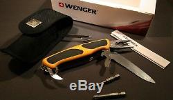 Schweizer Taschenmesser WENGER RANGER 174 (heute Victorinox), swiss army knife