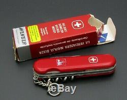 Schweizer Taschenmesser WENGER (VICTORINOX) für Linkshänder, swiss army knife