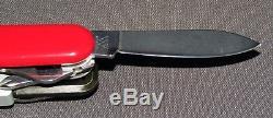 Schweizer Taschenmesser WENGER (heute Victorinox), Mod. BIKER, swiss army knife