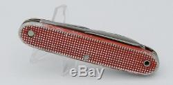 Seltenes Schweizer Taschenmesser VICTORINOX, ELSENER 1971 (rot) SWISS ARMY KNIFE