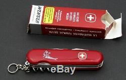 Seltenes Schweizer Taschenmesser WENGER SKIER (Victorinox), swiss army knife