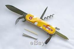 Set 4 Swiss Army Folding Knives Wenger Evolution Knife