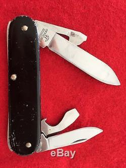 Set Of 3 Victorinox Soft Alox Cadet Swiss Army Knife