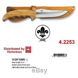 Set Swiss Army Knife Victorinox Rangerwood 55 + Scout Knife Large