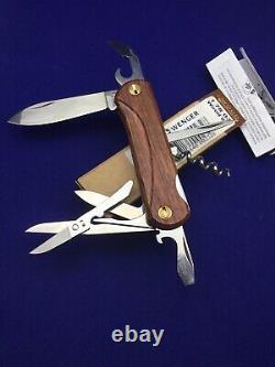 Swiss Army Knife 1 78 03 Wenger Eka Wood 03