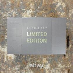 Swiss Army Knife, L. E. Olive Green Cadet Alox Victorinox 0.2601. L17 New In Box