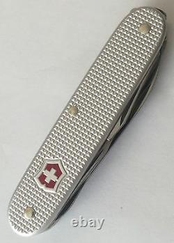 Swiss Army Knife, Pioneer Silver Alox, Victorinox 53960, New In Box