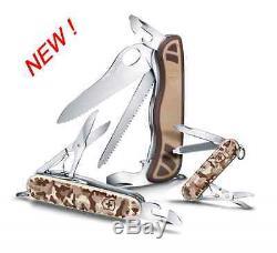 Swiss Army Knife Set Victorinox Desert Trailmaster / Trekker, Huntsman, Classic