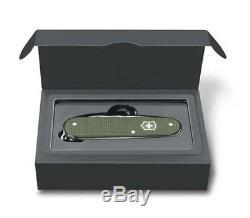 Swiss Army Knife Victorinox Alox Pioneer + Cadet + Classic Limited Edition 2017