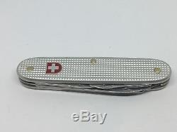 Swiss Army Knife Victorinox Alox Soldier Final Production 1 of 5000 93mm rare