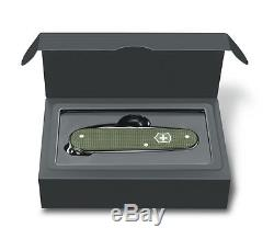 Swiss Army Knife Victorinox Classic + Cadet + Pioneer Alox Limited Edition 2017