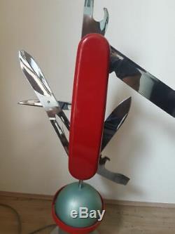 Swiss Army Knife Victorinox Display rare