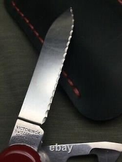Swiss Army Knife Victorinox HOFFRITZ Original Outdoorsman 91mm