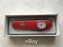 Swiss Army Knife Victorinox Time Keeper, Rare