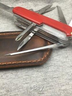 Swiss Army Knife Victorinox VICTORIA CHAMPION 91mm (long nail file)