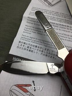 Swiss Army Knife Wenger Business Tool No. 50