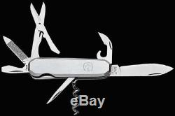 Swiss Army Knife Wenger Metal 50 new rare