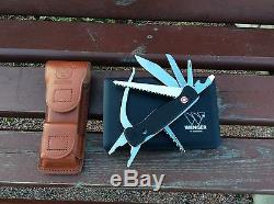 Swiss Army Knife Wenger SwissGrip Very Rare Knife