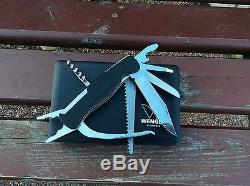 Swiss Army Knife Wenger SwissGrip Very Rare Knife