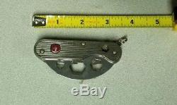 Swiss Army Knife Wenger Titanium Line Rare SERIES