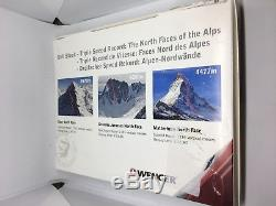 Swiss Army Knife Wenger Ueli Steck Titanium in box rare