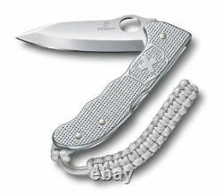 Swiss Army Victorinox 0.9415. M26 Hunter Pro Alox Folding Pocket Knife