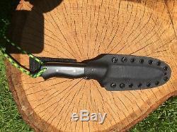 Swiss Army Zippo Bushcraft Knife