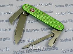 Swiss Bianco Exclusive 6-piece Victorinox Alox Swiss Army Knife Collection
