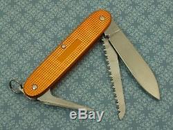 Swiss Bianco Exclusive Victorinox Bushcrafter Orange Alox Swiss Army Knife