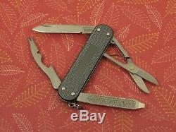 Swiss Bianco Exclusive Victorinox Rambler Moonlight Silver Alox Swiss Army Knife