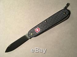 Swiss Bianco Victorinox Bushcrafter Gunmetal Alox Swiss Army Knife