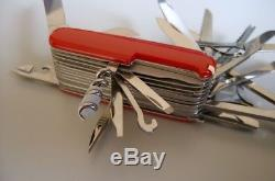 Swisschamp XL XLT Victorinox Swiss Army Knife mint pristine extremely rare
