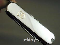 Tiffany & Co. 925 & 18k Victorinox Swiss Army Pocket Knife
