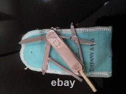 Tiffany & Co 925 Swiis Army Knife