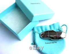 Tiffany & Co Rare Streamerica Swiss Army Knife 3 Tools Wenger Mint In Box