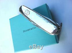 Tiffany & Co. Sterling Silver SwissChamp Swiss Army Knife- Beautiful