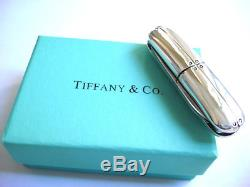 Tiffany & Co. Streamerica Sterling Silver Classic Swiss Army knife New In Box