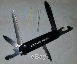 Top Rare New Richard Mille Swiss Army Knife Exclusive Limited Vip Collectable
