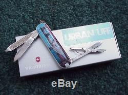URBAN LIFE Collection Limited Edition Victorinox Swiss Army Knife 6 knives