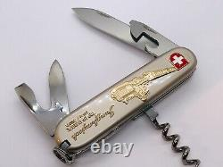 Unique Victorinox Limited Edition Numbered 2027 Swiss Army Knife Unique Nib