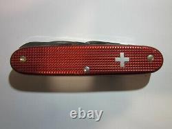 VICTORINOX ALOX PIONEER 1970 Old Cross Swiss Army Knife Sackmesser Couteau