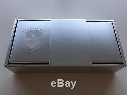 Victorinox Blue Alox Pioneer X Swiss Army Knife 1 Of 70 Le. Nib