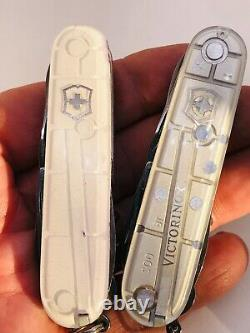VICTORINOX Climber 2015 limited edition rar christmas white pocket knife Swiss 2
