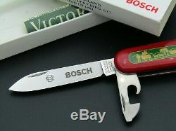 VICTORINOX Offiziersmesser SPARTAN BOSCH Jubiläums-Ausgabe, swiss army knife